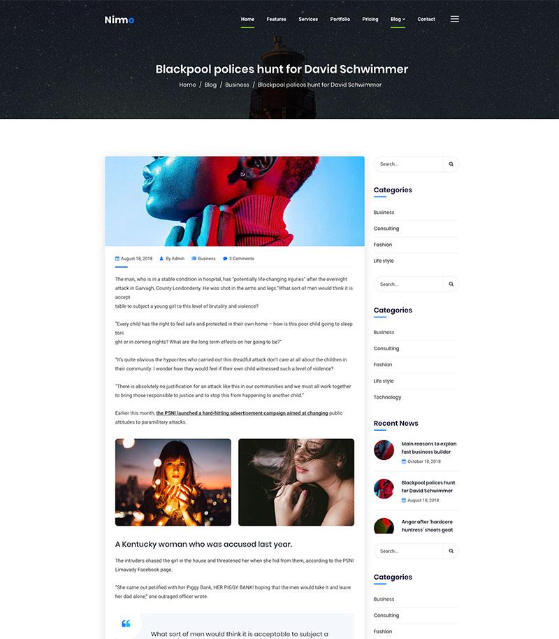 Blog Details
